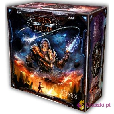 Lords of Hellas (przedsprzedaż) | Phalanx